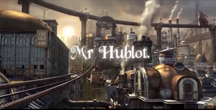 Oscar winning Mr. Hublot: Small step for Fox Renderfarm, giant step for China