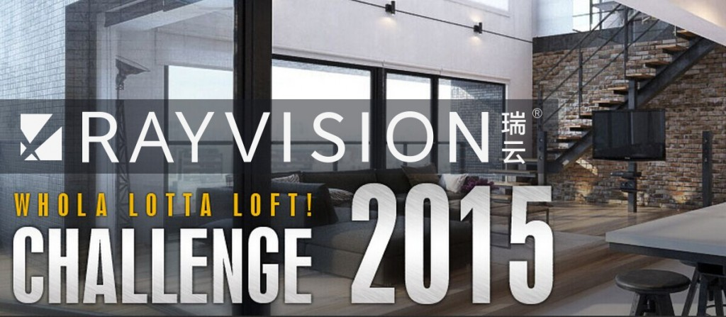 RAYVISION Sponsors Evermotion Challenge 2015