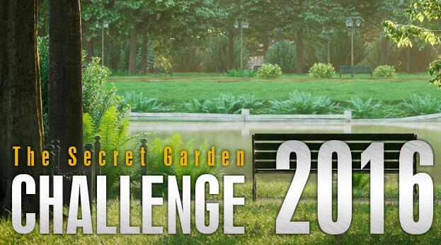 Evermotion Challenge Takes You to the Secret Garden
