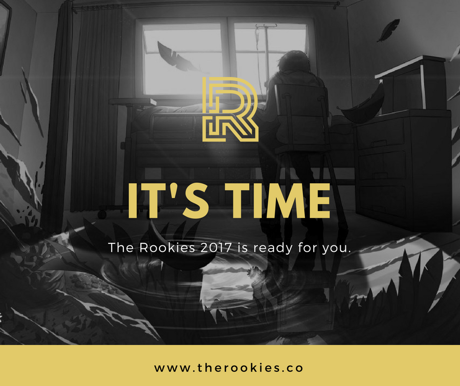The Rookies 2017 Finally Kicks Off And Ready for Submission