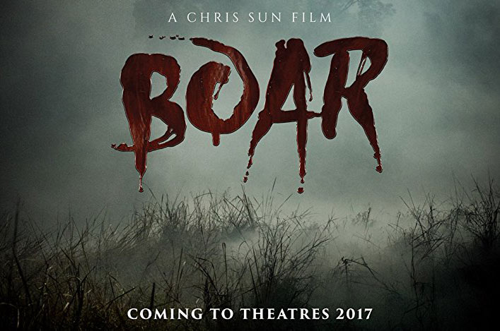 "Horror Movie ""Boar"" Rendered by Fox Renderfarm to be Released Soon!"