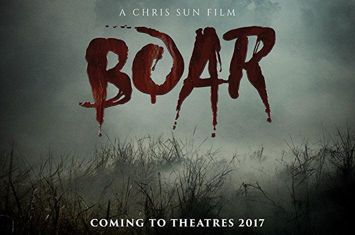 "Horror Movie ""Boar"" Rendered by Fox Renderfarm to be Released Soon!"