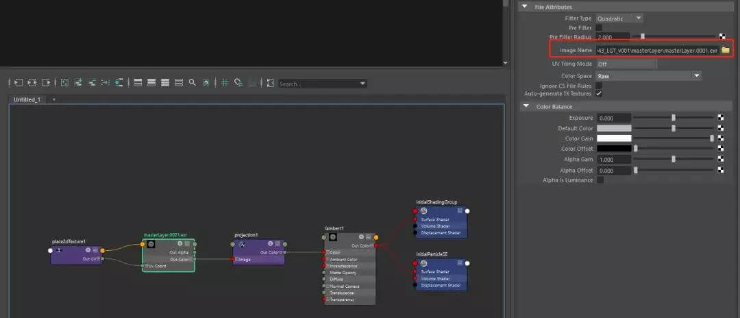 How Maya Adds Sequence Maps