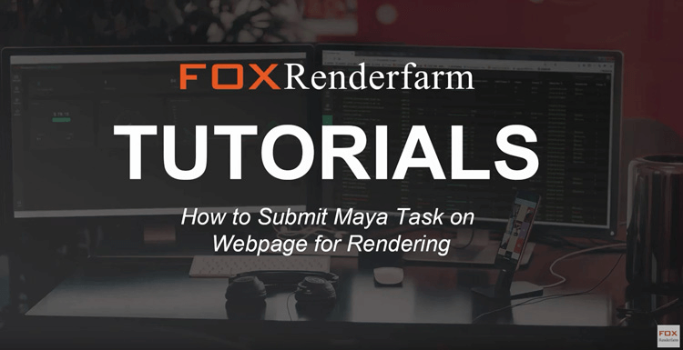 How To Submit 3ds Max Task On Render Farm