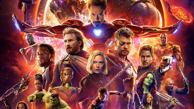 Will The Avengers Assemble The Oscars?