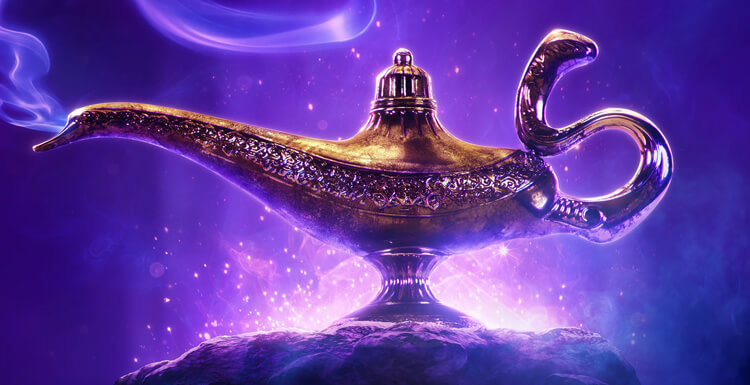 Live-Action Aladdin Movie Is Coming