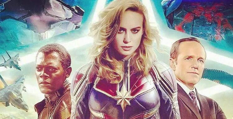 Captain Marvel Is With You On March 8 Women's Day
