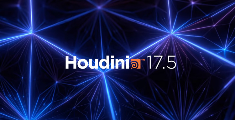 Houdini 17.5, The Latest Version Coming Soon