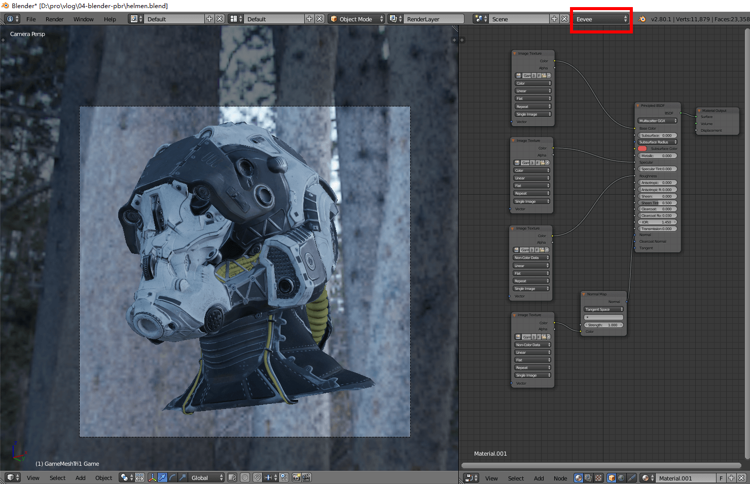 Blender's EEVEE Engine, Subverting The CG Production Process