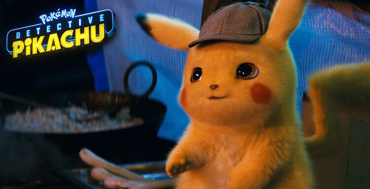 Big News, Pokémon: Detective Pikachu Come To China On May 10