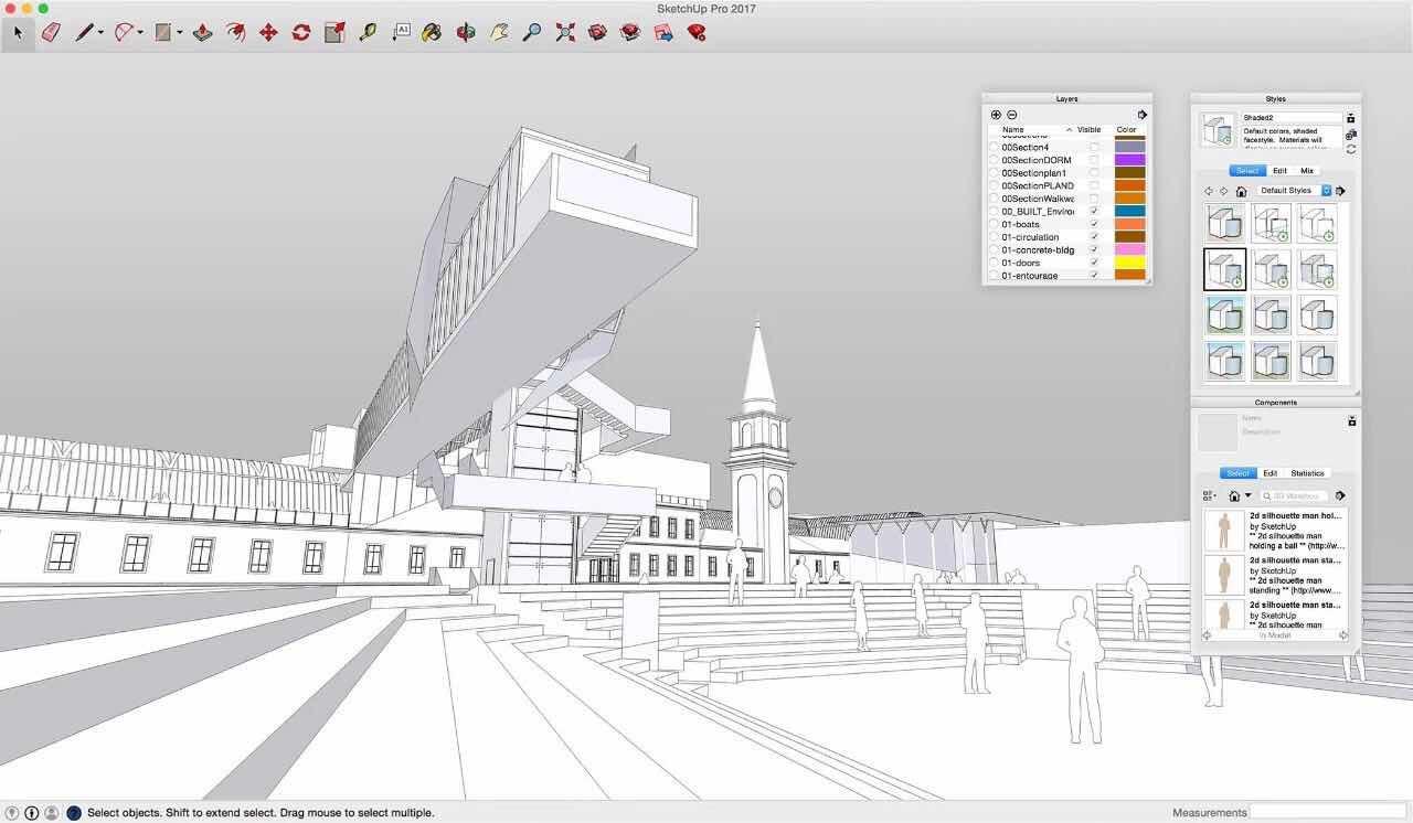Fox Renderfarm Supports SketchUp Pro 19 0 685 Cloud
