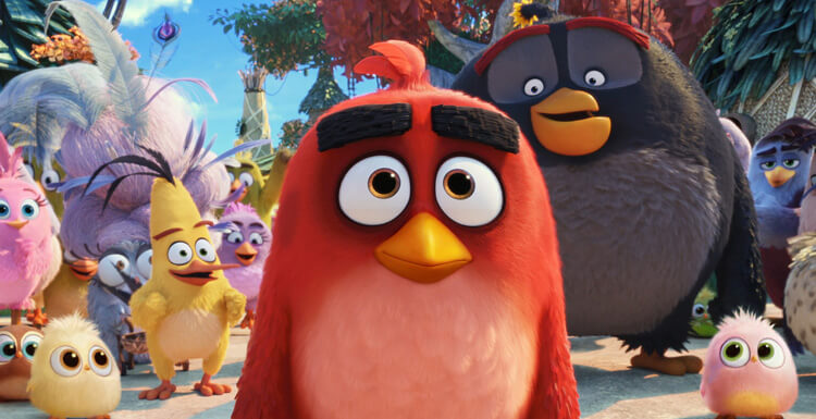 This Summer, Let The Angry Birds Movie 2 to Freeze You