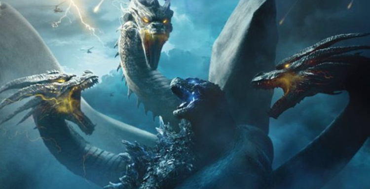 Witness The Godzilla: The King Of Monsters On The 3D Screen