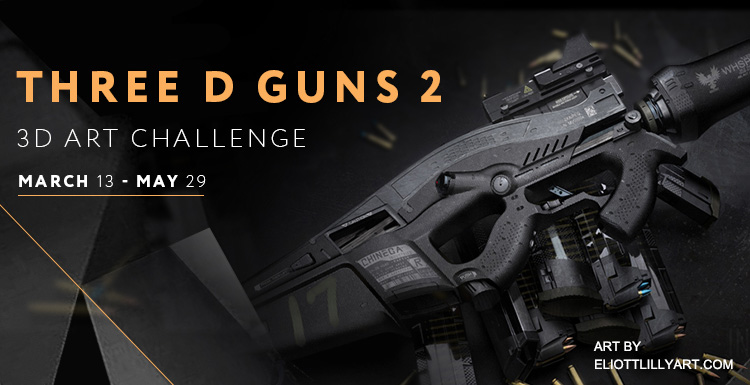 Three D Guns 2 Competition Winners Announcement!