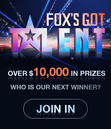 Fox got talent